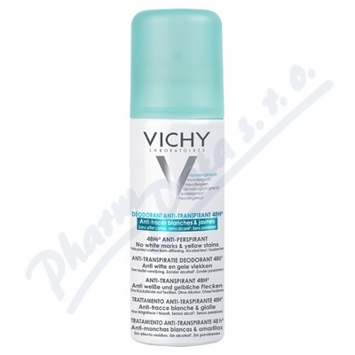 Vichy Deo spray Anti-traces 125ml