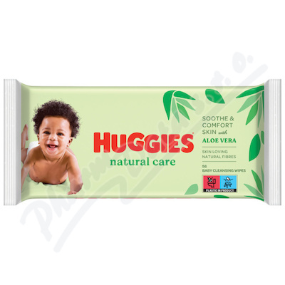 HUGGIES Natural Care Single 56ks