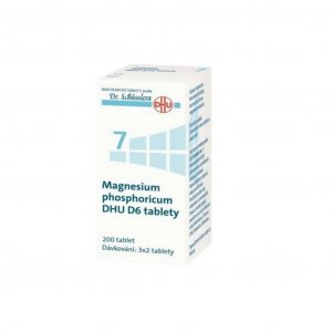 No.7 Magnesium phosphoricum DHU 200 tablet