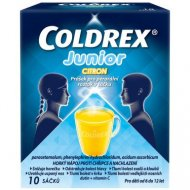 Coldrex Junior citron por.plv.sol.scc.10
