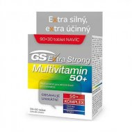 GS Extra Strong Multivitamin 50+ tbl 90 + 30 ZDARMA