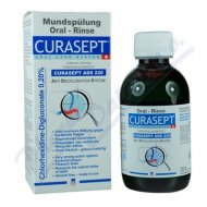Curaprox Curasept ADS 220 ústní voda 200ml 0,20%