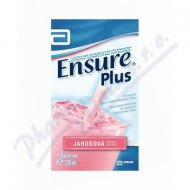 ENSURE PLUS jahodová příchuť 220ml
