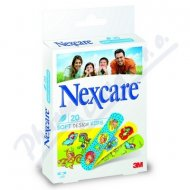 3M Nexcare KIDS 20 SOFT Design 20ks