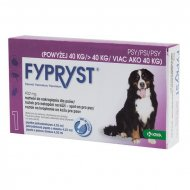 Fypryst spot-on dogs 1x4.02ml (pes nad 40kg) 1 pipeta