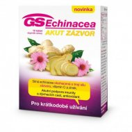 GS Echinacea Akut zázvor tbl 15