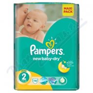 PAMPERS New Baby Mini 3-6kg 76ks