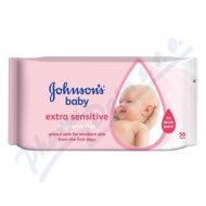 Johnson´s Baby wipes Extra Sensitive 56ks