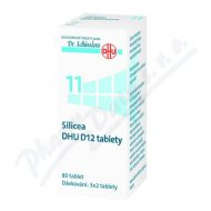 No.11 Silicea DHU D12 80 tablet