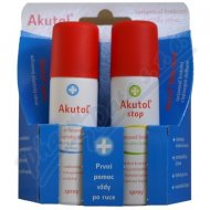 Akutol spray + Akutol stop spray 2x60ml