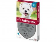 Advantix spot-on pes 4-10kg 1x1ml