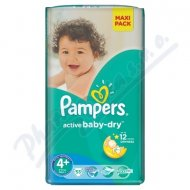 PAMPERS Active Baby VVP Maxi Plus 9-16kg 53ks