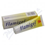 Flamigel 50ml hydrokoloid.gel na hojení ran